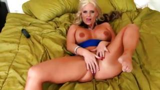 A nasty whore plays with her cooter and wins slammed
