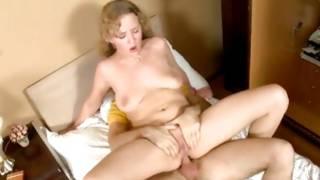 Bent over vicious slut got her cruelly drilled