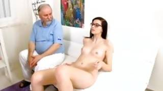Don't porn star this porn vid involving delicate brown-haired and both males