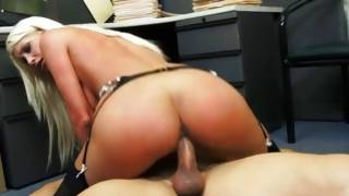 Cute blonde has not ever seen a cock of such size in her whole life and she loved it FREE HD