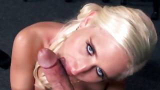 Badly behaved bitch gets punished by huge wang of her teacher