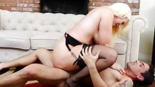 Colossal tittied extremely angry sandy colored wench is fucked kinky